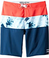 Billabong Kids - Tribong X Boardshorts (Big Kids)