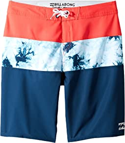 Tribong X Boardshorts (Big Kids)