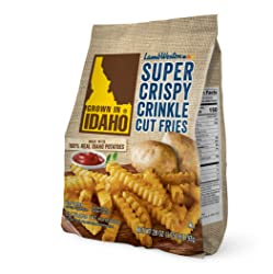 Grown in Idaho Super Crispy Crinkle Cut Fries, 28 oz (Frozen)