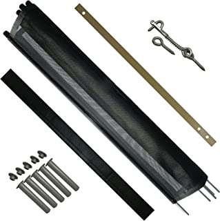 slipfence gate kit instructions
