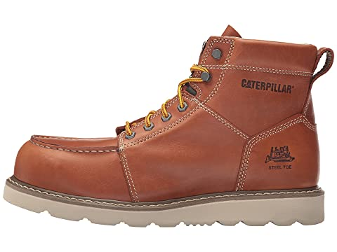 Tradesman BrownRust Steel Caterpillar Toe BrownChocolate ZwnpnzqCxF