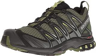 Salomon Men's XA PRO 3D Trail Runner, Chive, 13 M US