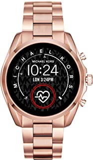 Access Gen 5 Bradshaw Smartwatch, Powered with Wear OS by Google with Speaker, Heart Rate, GPS,...