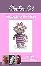 Cheshire Cat Amigurumi Crochet Pattern (Alice in Wonderland Patterns Book 2)