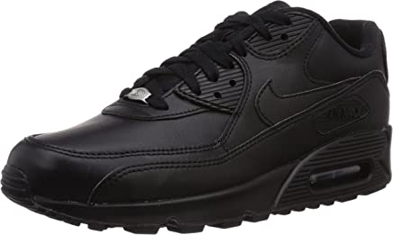 Nike Men's Air Max 90 Leather Running Shoes