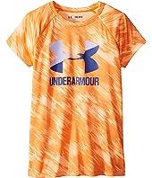 Under Armour Kids - UA Novelty Big Logo Short Sleeve Tee (Big Kids)