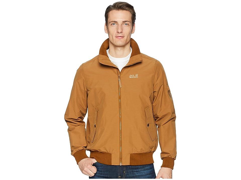 Jack Wolfskin Huntington Jacket (Deer Brown) Men