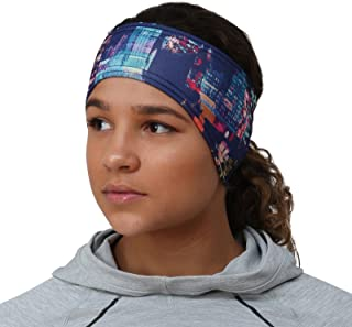 TrailHeads Print Headband   Ear Warmer and Ponytail Headband for Women - 8 Patterns