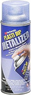 Performix 11242 Blue Metalizer Top Coat, 11 oz (for Plasti Dip)