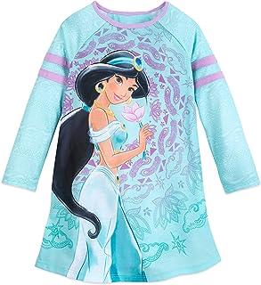Disney Jasmine Fleece Girl Pajama Set 10 Purple Multi