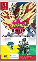 Pokémon Shield + Pokémon Shield Expansion Pass - Nintendo Switch