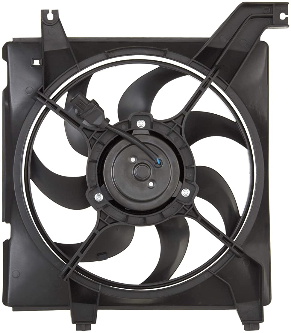 Spectra Premium CF16011 Engine Cooling Fan Assembly