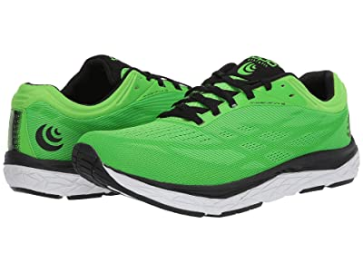 Topo Athletic Magnifly 3 (Bright Green/Black) Men