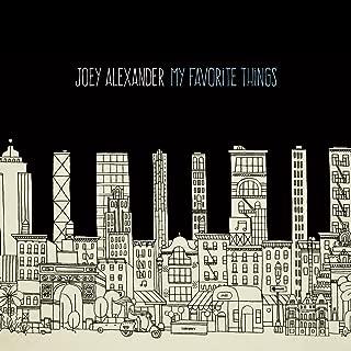 Best joey alexander favorite things Reviews