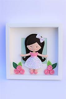 Cuadro dormitorio bebé, Decoración habitación infantil, regalo bebé recién nacido