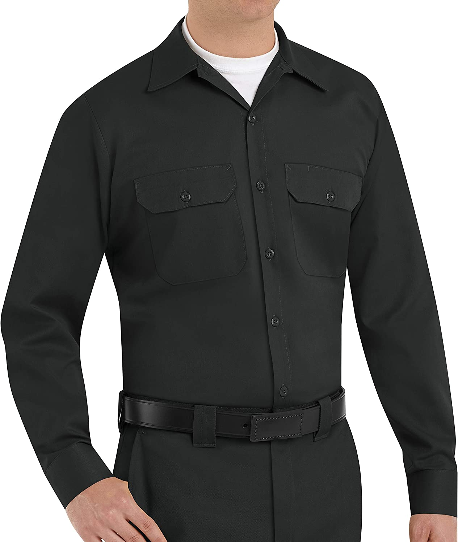 Red Kap mens Rk Utility Uniform Shirt