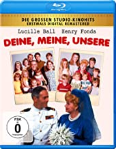 Yours, Mine and Ours Yours, Mine & Ours NON-USA FORMAT Reg.B Germany