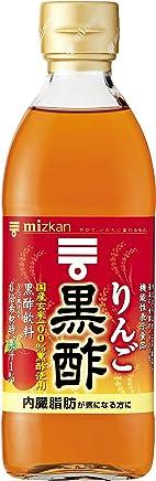 ミツカン りんご黒酢 500ml
