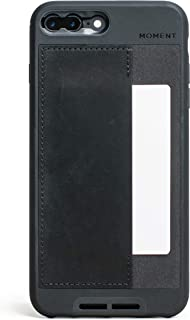 Moment Wallet Case for iPhone 8 Plus / 7 Plus - Slim, Credit Card Carrying, Strap Attachment