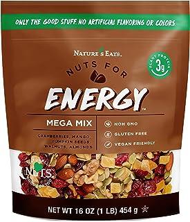 Nature's Eats Nuts for Energy Mega Trail Mix, 16 Oz