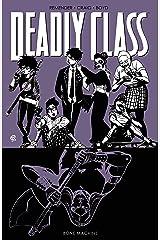 Deadly Class Vol. 9: Bone Machine (English Edition) Format Kindle