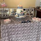 Free Shipping! 13.75 Designer Crystal Diamond Cake Stand 1