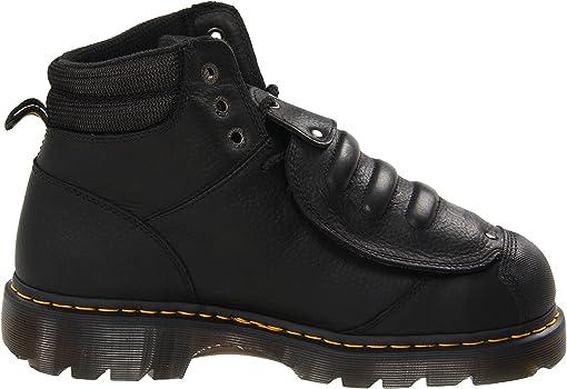 Black Industrial Trailblazer