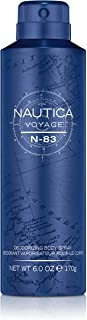Nautica Voyage N-83 Body Spray, 6 Fluid Ounce