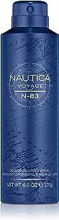 nautica voyage n 83 body spray