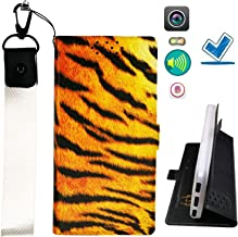 Case for Blu Studio View Xl Cover Flip PU Leather + Silicone case Fixed HW USHYJ
