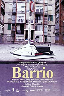Barrio (English Subtitled)