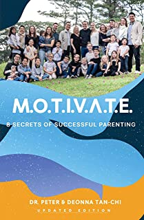 M.O.T.I.V.A.T.E Updated Edition: 8 Secrets of Successful Parenting