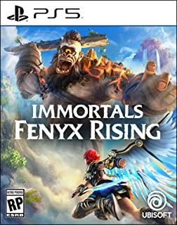 Immortals Fenyx Rising - PS5 - Standard Edition - PlayStation 5