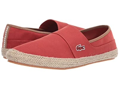 Lacoste Marice 119 1 CMA (Red/Light Brown) Men
