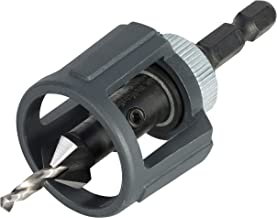 Wolfcraft vorbohrer Durchmesser 3, 2 – 12 mm – für Holz