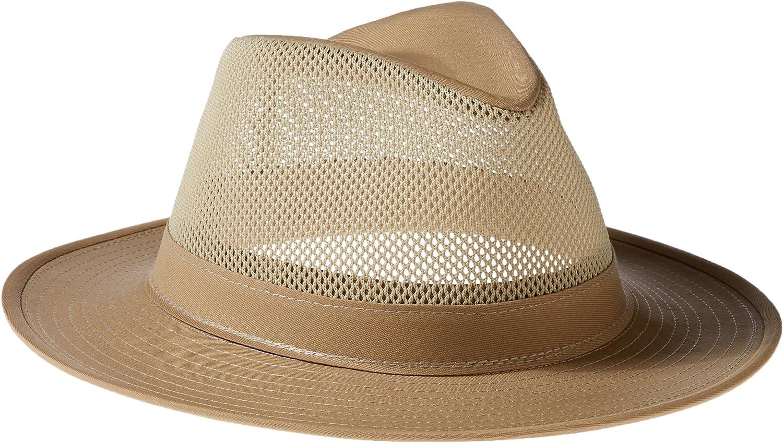 Henschel Men's Hiker Crushable Mesh UPF 50+ Hat Challenge the lowest price Breezer Super-cheap