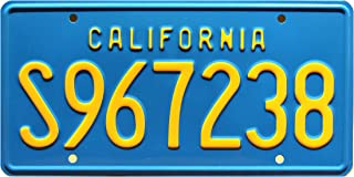The A-Team | S967238 | Metal Stamped License Plate