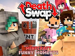 Clip: Death Swap (Minecraft Funny Moments)
