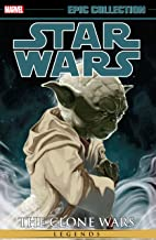Star Wars Legends Epic Collection: The Clone Wars Vol. 1