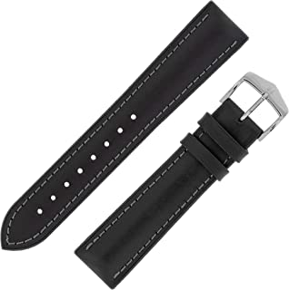 Amazon.co.uk: Leather Watch Straps Accessories: Watches