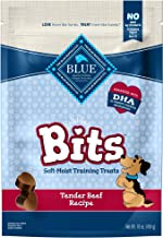 Best Blue Buffalo BLUE Bits Natural Soft-Moist Training Dog Treats Reviews