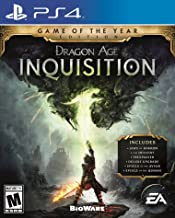 Best dragon age inquisition game of the year ps4 Reviews
