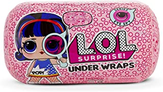 L.O.L. Surprise Under Wraps Doll- Series Eye Spy 1A