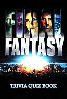 Final Fantasy: Trivia Quiz Book (English Edition)