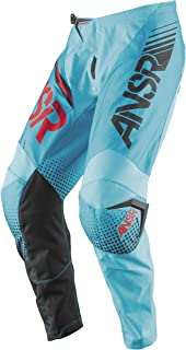 Answer 2017 Syncron Pants (34) (CYAN/RED)