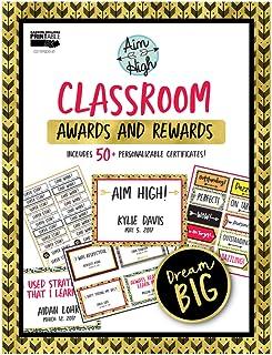 Carson Dellosa | Aim High Awards and Rewards | Printable