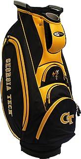 Sponsored Ad - Team Golf NCAA Victory Cart Bag Top Integrated Dual Handle 10-way External Putter Well Cooler Pocket Golf c...