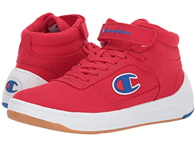 Champion Super C Court Mid CVS (Red) Men