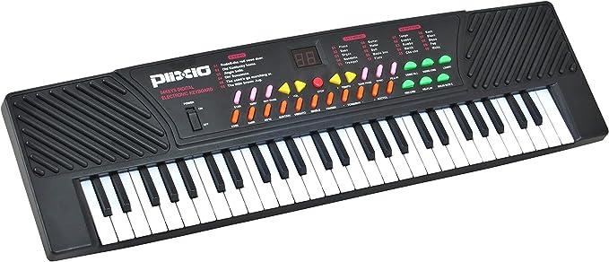 Plixio 54 Key Children's Electric Music Keyboard