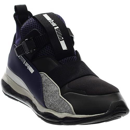 Alexander McQueen By Puma Cell Mid Men US 11 Blue Sneakers e306da500